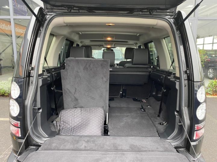 Land Rover Discovery 3.0 SDV6 XXV Gris Fonce - 18