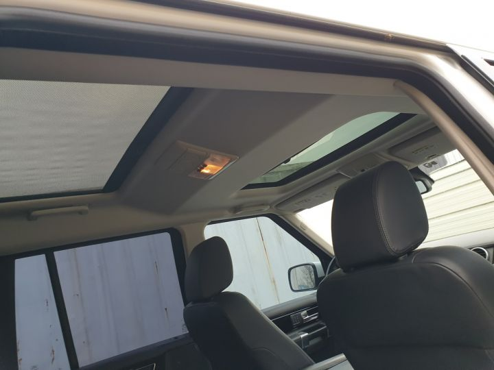 Land Rover Discovery 4 iv tdv6 245 hse bva fulls c Blanc Occasion - 8