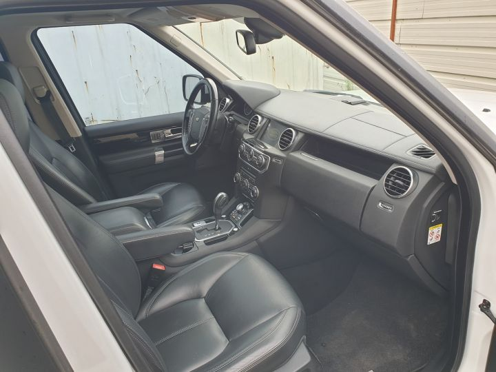 Land Rover Discovery 4 iv tdv6 245 hse bva fulls c Blanc Occasion - 9
