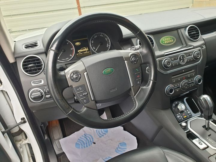 Land Rover Discovery 4 iv tdv6 245 hse bva fulls c Blanc Occasion - 11