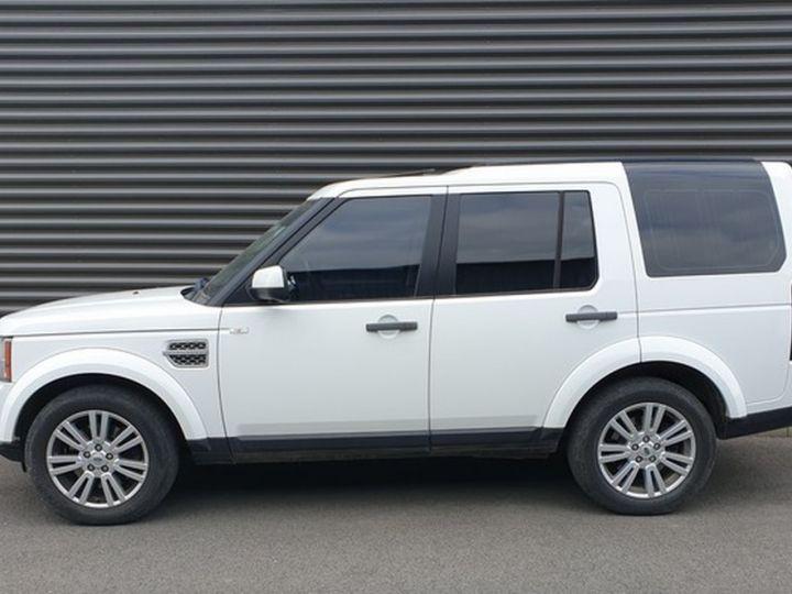 Land Rover Discovery 4 iv tdv6 245 hse bva fulls i Blanc Occasion - 5