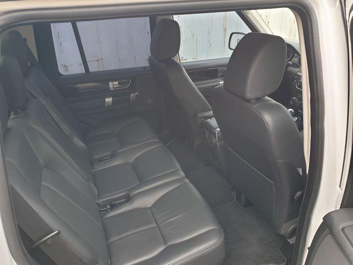 Land Rover Discovery 4 iv tdv6 245 hse bva fulls i Blanc Occasion - 6