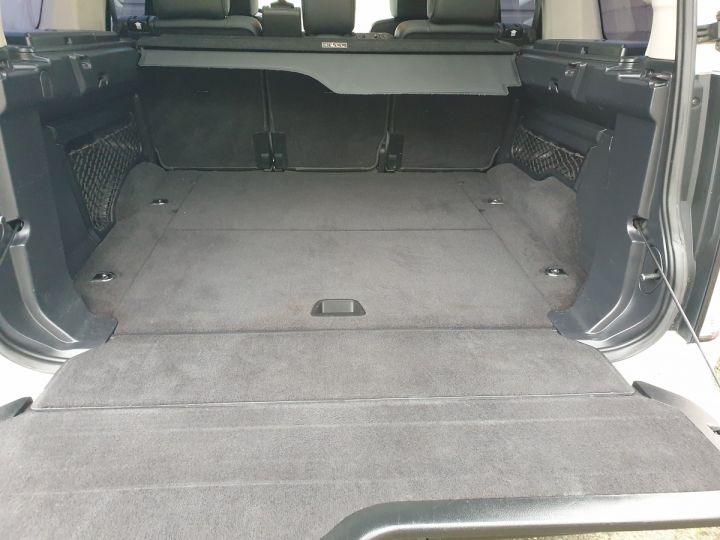 Land Rover Discovery 4 iv tdv6 245 hse bva n Blanc Occasion - 7