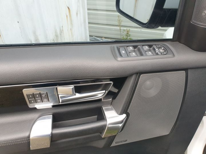 Land Rover Discovery 4 iv tdv6 245 hse bva n Blanc Occasion - 10