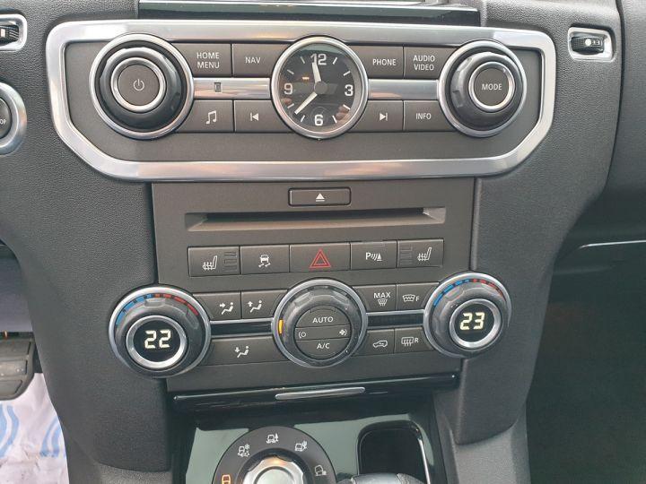 Land Rover Discovery 4 iv tdv6 245 hse bva n Blanc Occasion - 13
