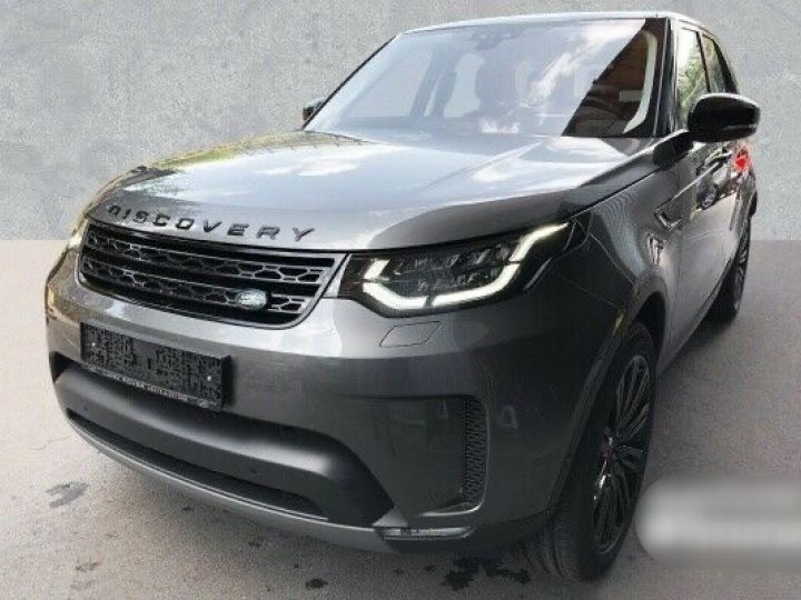 Land Rover Discovery III 3.0 Td6 258ch HSE Gris Corris - 1
