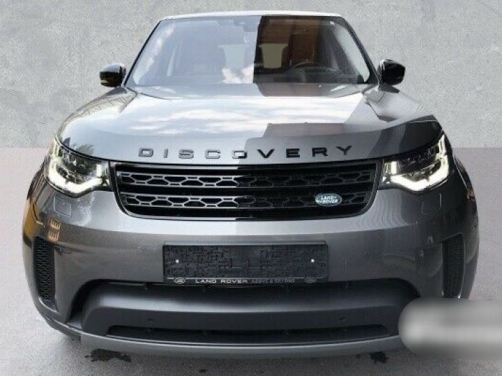 Land Rover Discovery III 3.0 Td6 258ch HSE Gris Corris - 3