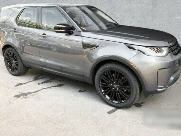 Land Rover Discovery III 3.0 Td6 258ch HSE Gris Corris - 5