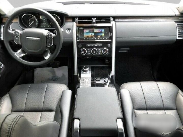 Land Rover Discovery III 3.0 Td6 258ch HSE Gris Corris - 6