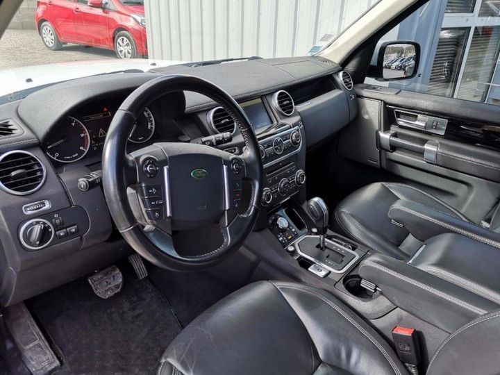 Land Rover Discovery IV TDV6 245 HSE BVA Ill Blanc Occasion - 3