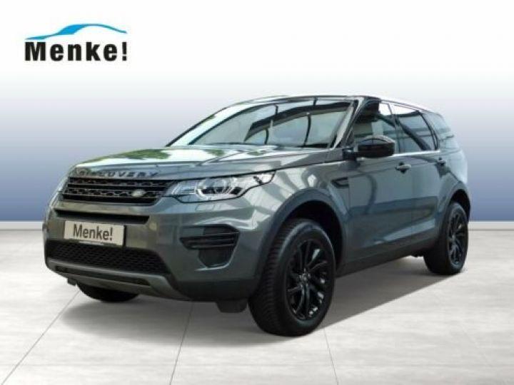 Land Rover Discovery Sport Gris métallisée  - 1