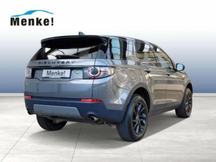 Land Rover Discovery Sport Gris métallisée  - 2