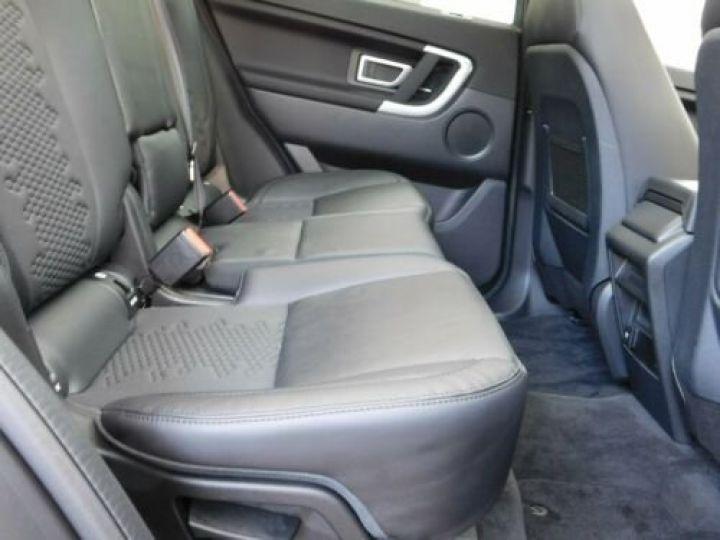 Land Rover Discovery Sport Gris métallisée  - 5
