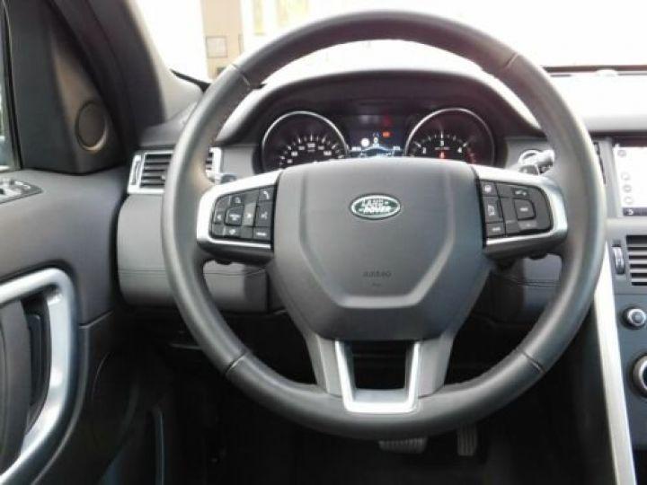 Land Rover Discovery Sport Gris métallisée  - 8