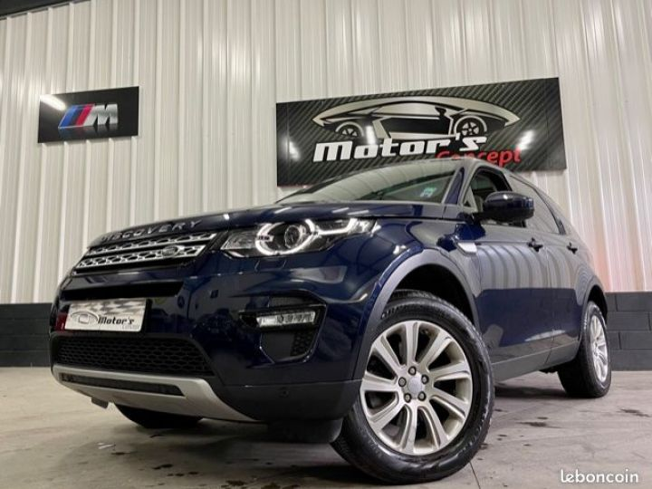 Land Rover Discovery Sport 2.0 TD4 150 CV 1ere MAIN CARNET COMPLET  - 2