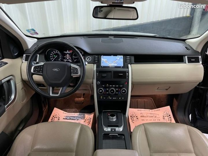 Land Rover Discovery Sport 2.0 TD4 150 CV 1ere MAIN CARNET COMPLET  - 6