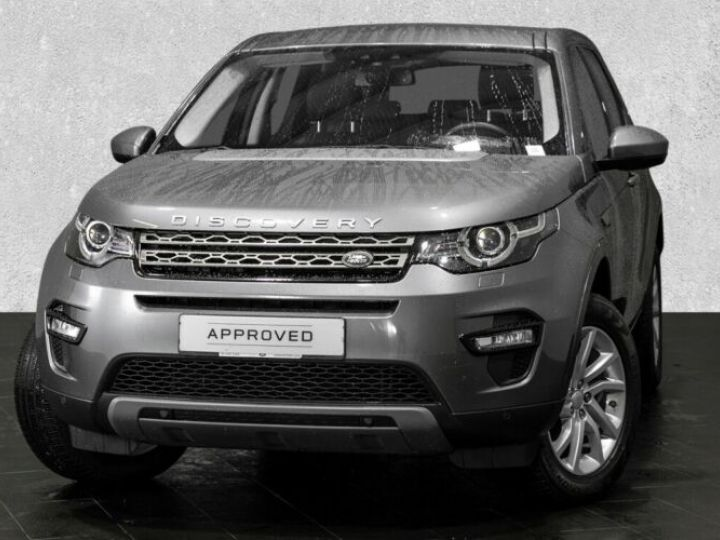 Land Rover Discovery Sport 2.0 TD4 150ch AWD SE Gris - 1