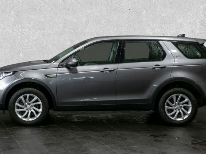 Land Rover Discovery Sport 2.0 TD4 150ch AWD SE Gris - 3