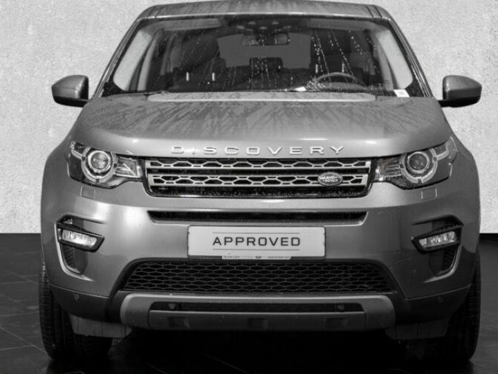 Land Rover Discovery Sport 2.0 TD4 150ch AWD SE Gris - 7