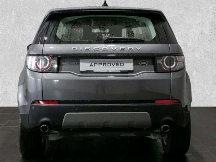 Land Rover Discovery Sport 2.0 TD4 150ch AWD SE Gris - 8