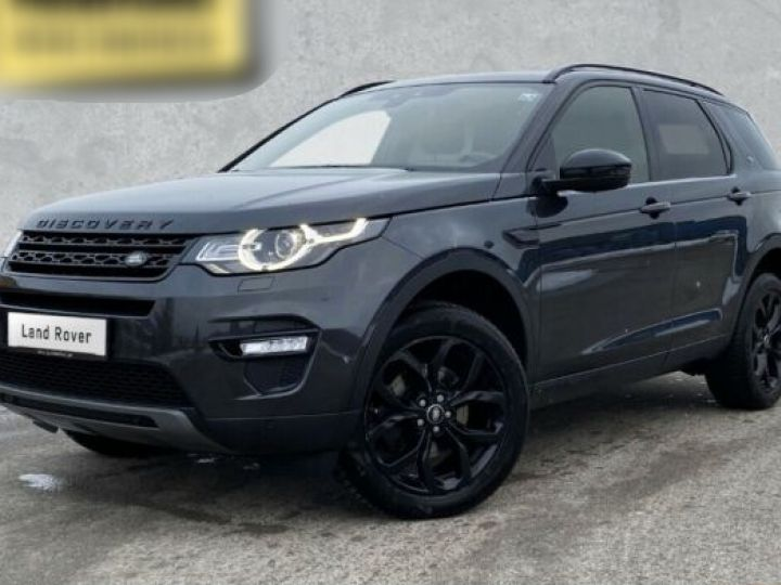 Land Rover Discovery Sport 2.0 TD4 180 SE 7 Places Carpathian Grey - 1