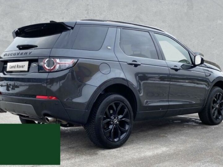 Land Rover Discovery Sport 2.0 TD4 180 SE 7 Places Carpathian Grey - 2