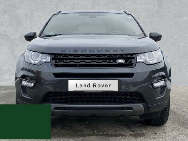 Land Rover Discovery Sport 2.0 TD4 180 SE 7 Places Carpathian Grey - 8