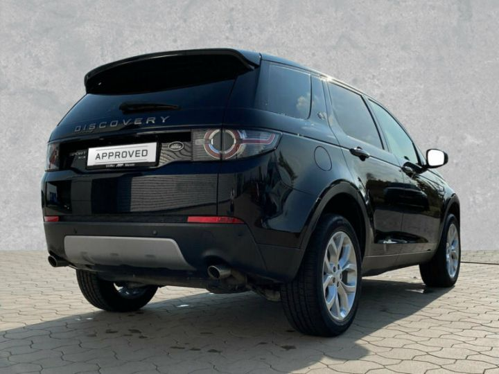 Land Rover Discovery Sport 2.0 TD4 180ch AWD HSE Noir - 2