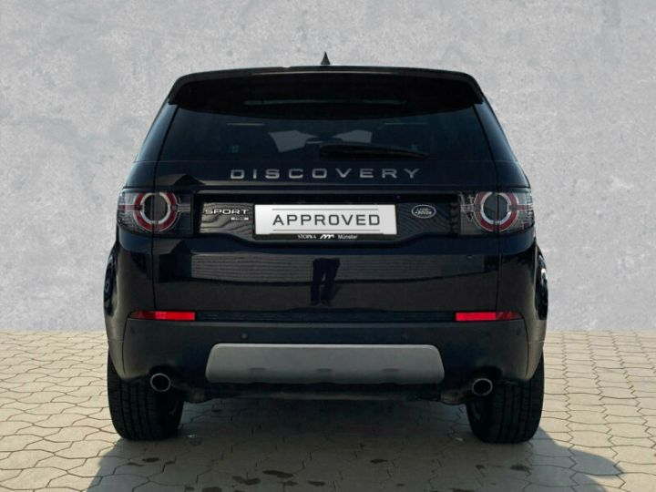 Land Rover Discovery Sport 2.0 TD4 180ch AWD HSE Noir - 7