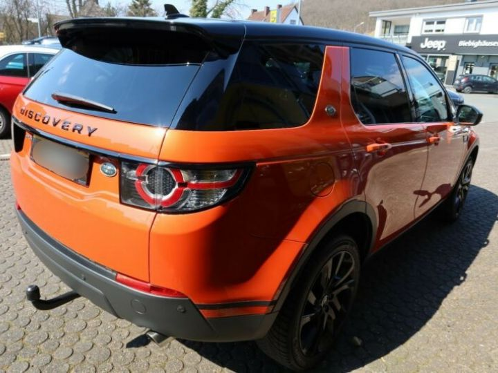 Land Rover Discovery Sport 2.0 TD4 180ch AWD HSE Orange - 2
