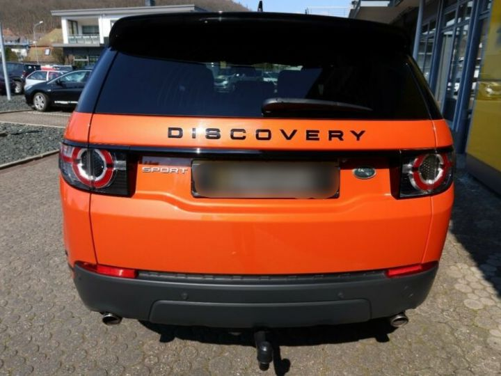 Land Rover Discovery Sport 2.0 TD4 180ch AWD HSE Orange - 5