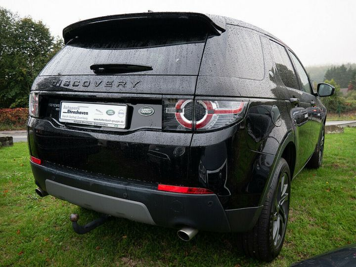 Land Rover Discovery Sport 2.0 TD4 180ch AWD HSE Blanc - 2