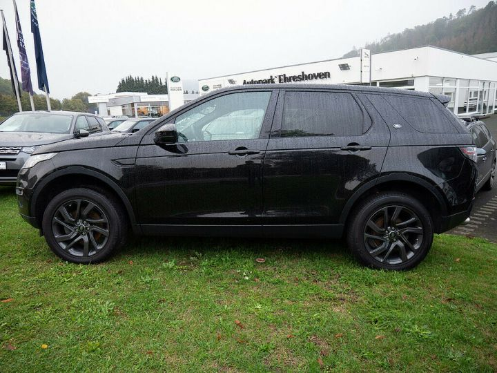 Land Rover Discovery Sport 2.0 TD4 180ch AWD HSE Blanc - 4