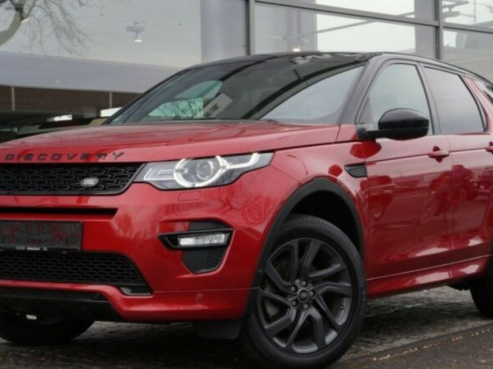 Land Rover Discovery Sport 2.0 TD4 180ch AWD HSE Rouge Firenze - 1