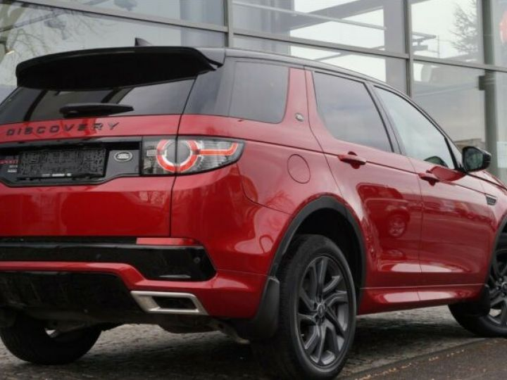 Land Rover Discovery Sport 2.0 TD4 180ch AWD HSE Rouge Firenze - 2
