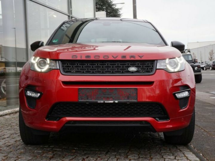 Land Rover Discovery Sport 2.0 TD4 180ch AWD HSE Rouge Firenze - 4