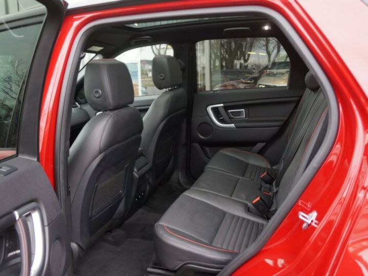 Land Rover Discovery Sport 2.0 TD4 180ch AWD HSE Rouge Firenze - 8