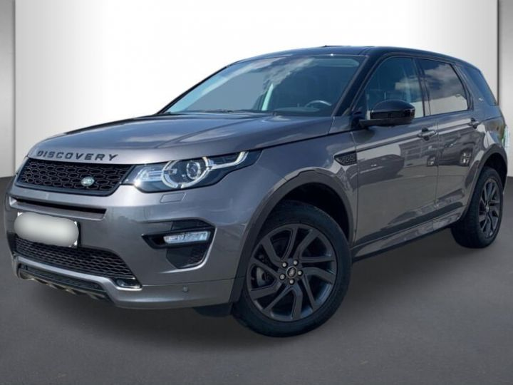 Land Rover Discovery Sport 2.0 TD4 180ch AWD HSE Gris Corris - 1