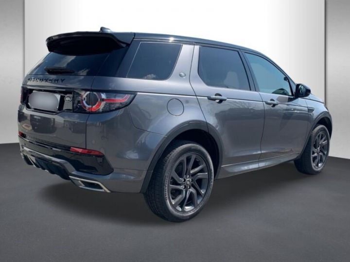 Land Rover Discovery Sport 2.0 TD4 180ch AWD HSE Gris Corris - 2
