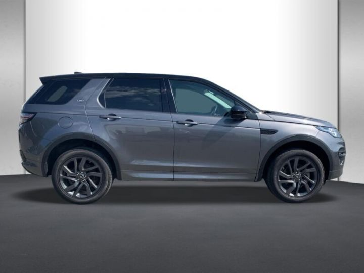 Land Rover Discovery Sport 2.0 TD4 180ch AWD HSE Gris Corris - 4