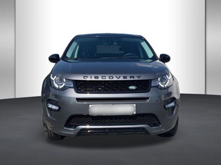 Land Rover Discovery Sport 2.0 TD4 180ch AWD HSE Gris Corris - 5