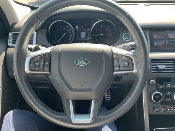 Land Rover Discovery Sport 2.0 TD4 180ch AWD HSE Gris Corris - 10