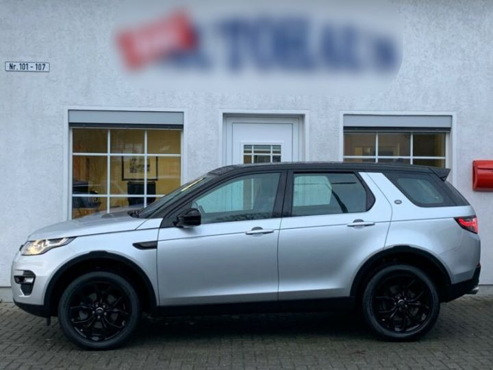 Land Rover Discovery Sport 2.0 TD4 180ch AWD SE Gris Argent - 1