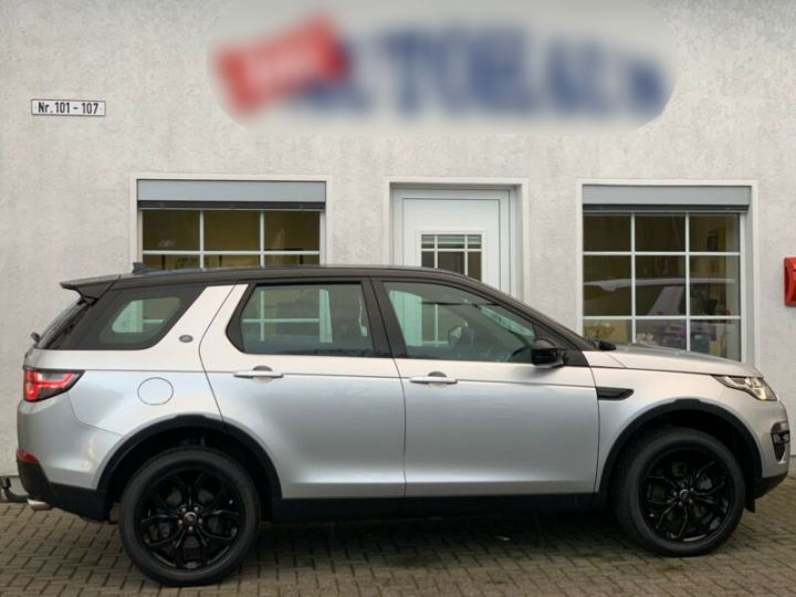 Land Rover Discovery Sport 2.0 TD4 180ch AWD SE Gris Argent - 2