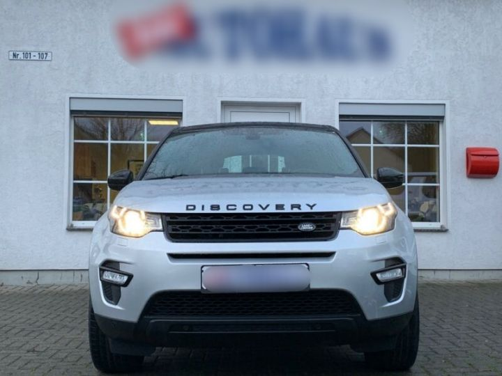 Land Rover Discovery Sport 2.0 TD4 180ch AWD SE Gris Argent - 7