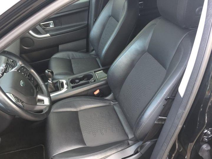 Land Rover Discovery Sport 2,2L SE TD4 4X4 NOIR SANTORINI - 6