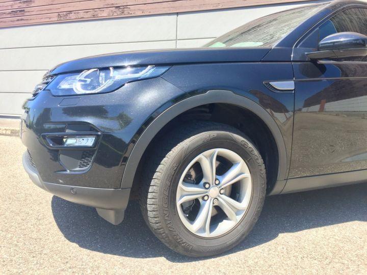Land Rover Discovery Sport 2,2L SE TD4 4X4 NOIR SANTORINI - 1