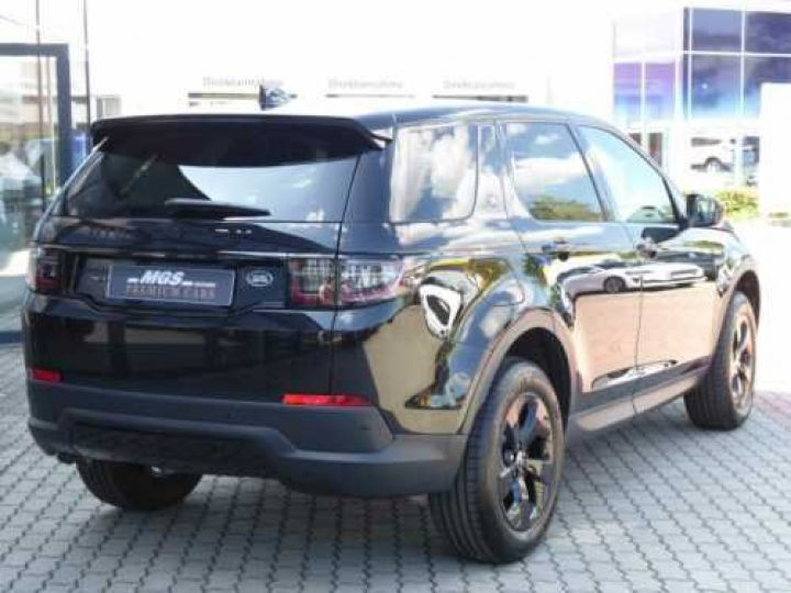 Land Rover Discovery Sport D180 S Noir métallisée  - 3