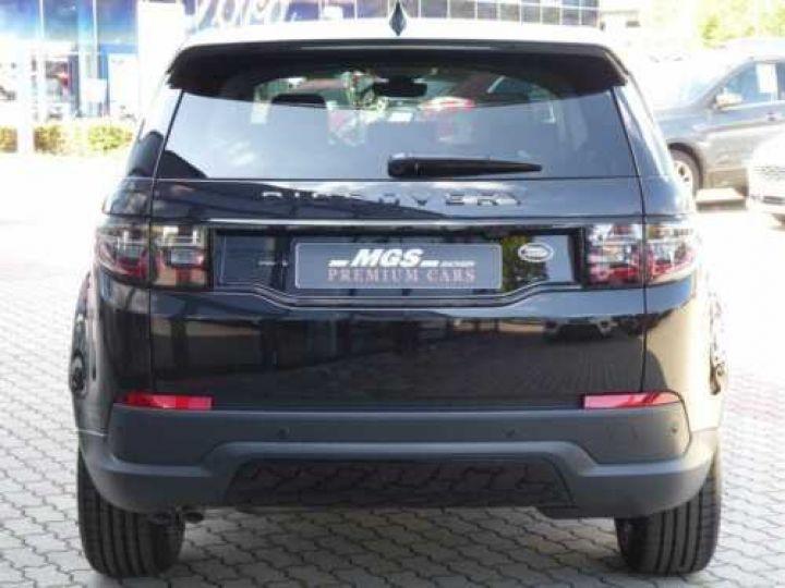 Land Rover Discovery Sport D180 S Noir métallisée  - 4