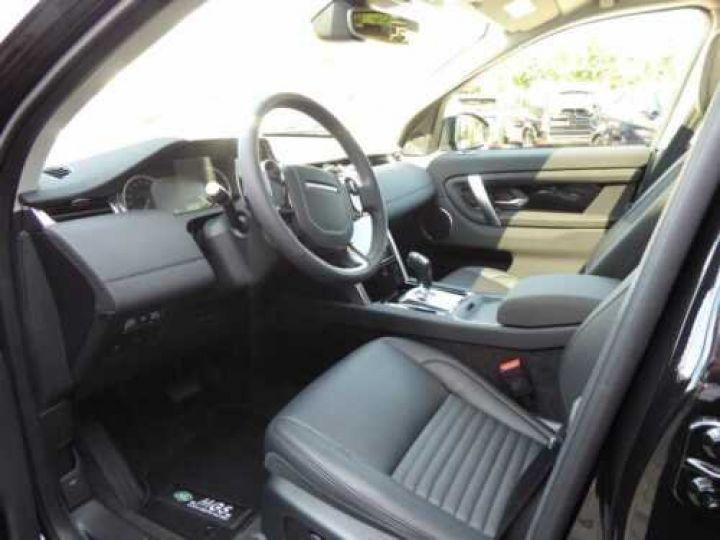 Land Rover Discovery Sport D180 S Noir métallisée  - 7